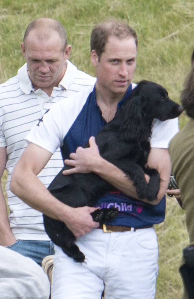 The Duke and Duchess of Cambridge announced Lupo's death over the weekend