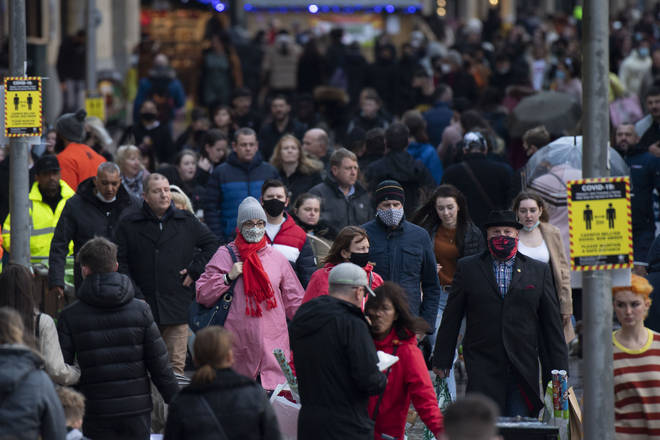 Non-essential shops are believed to be reopening across all tiers