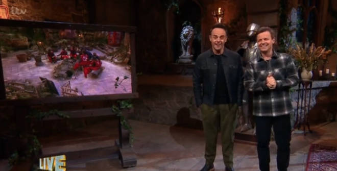 Ant and Dec joked about the I'm A Celebrity highlights episode