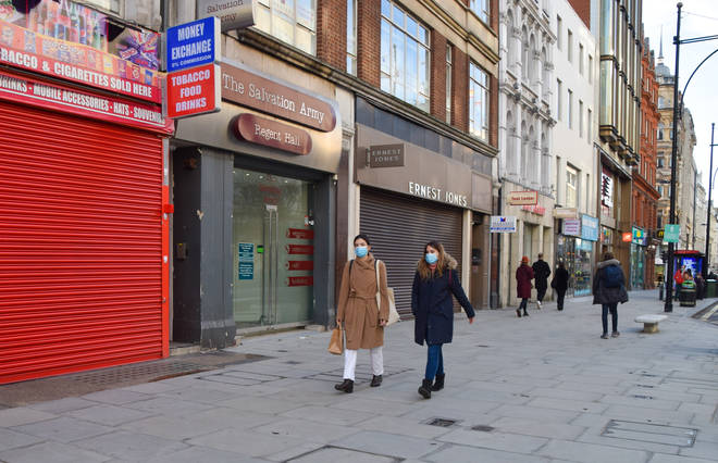 Shops will be allowed to open again under England's Tier system