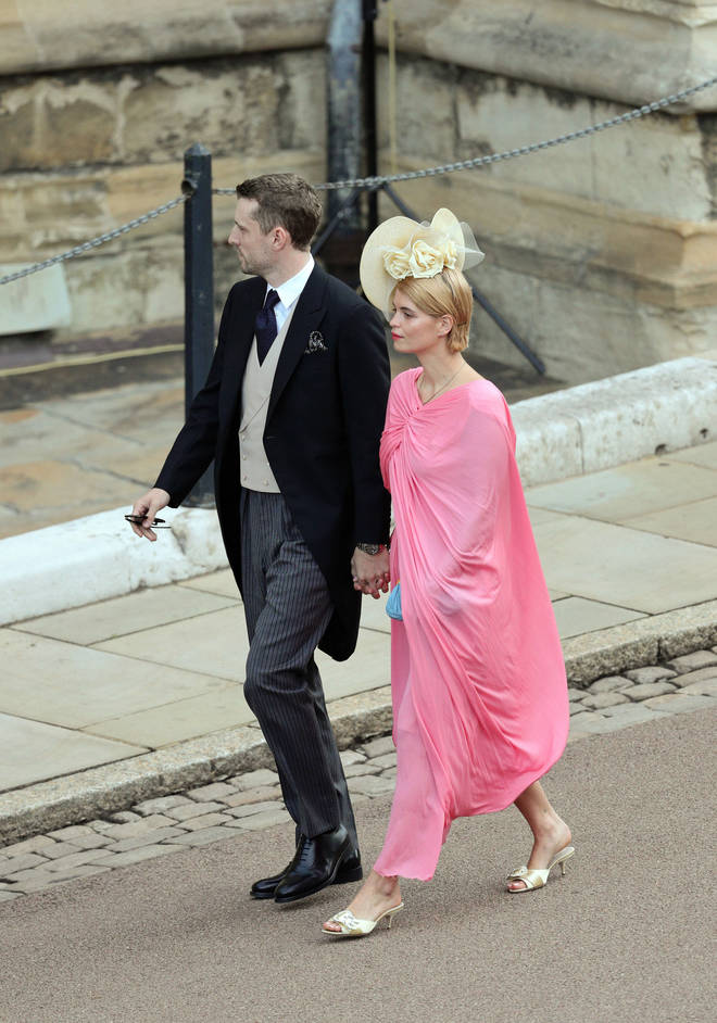 Princess Eugenie wedding guests: George Clooney, Robbie ...