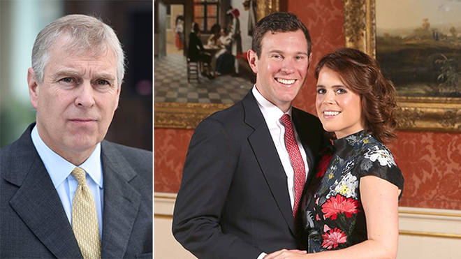 Princess Andrew won't be writing his own speech for his daughter's wedding