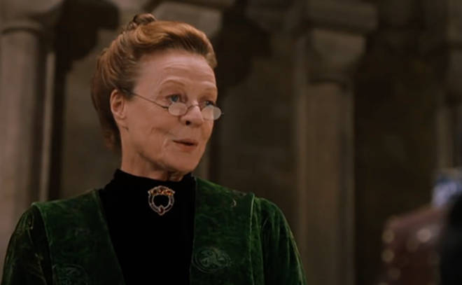 Professor McGonagall is loved by many for her sassy remarks and warm nature