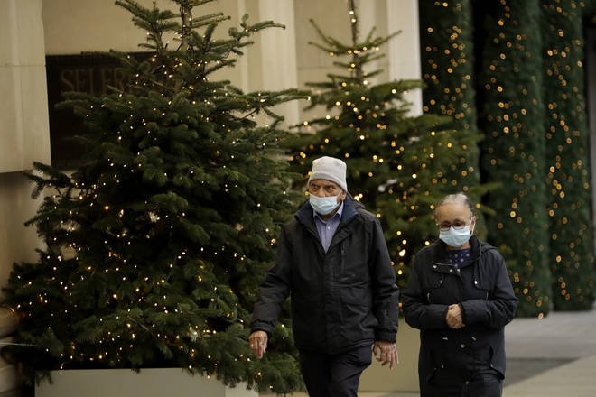 Shops can reopen in England on December 2