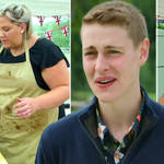 The three Bake Off finalists are battling it out tonight