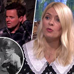Holly Willoughby defended the I'm A Celebrity presenting duo