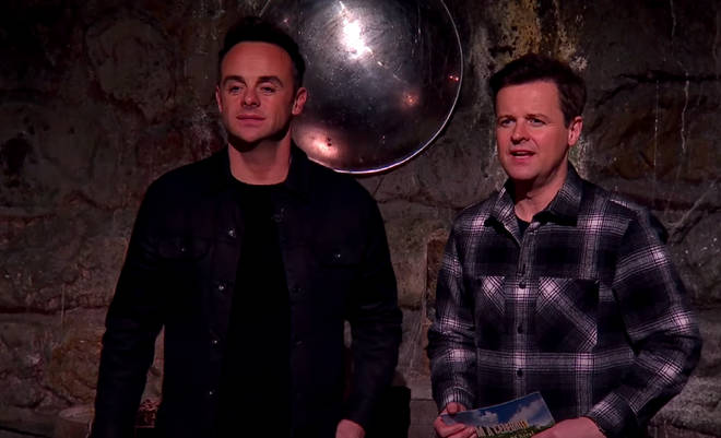 Ant and Dec were accused of helping AJ and Jess out too much in the trial