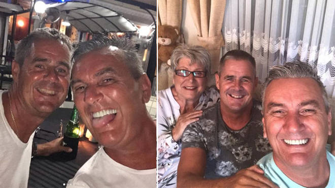 Lee from Gogglebox has been with his boyfriend Steve for years