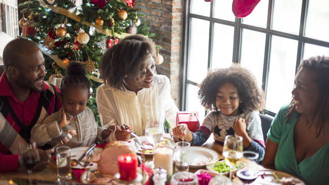 The mixing of households will be allowed for five days over the festive period