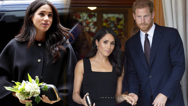 Prince Harry and Meghan Markle lost a baby over the summer