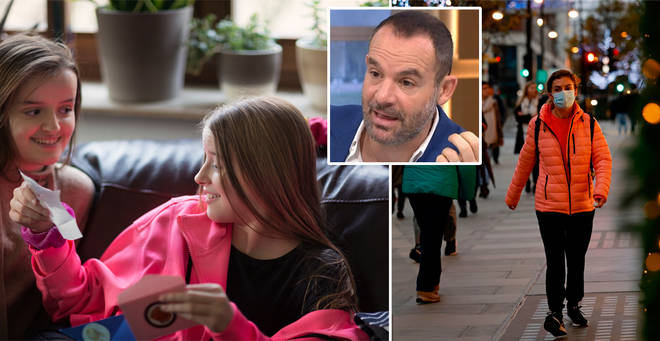 Martin Lewis has urged the public to reconsider buying gift cards as presents