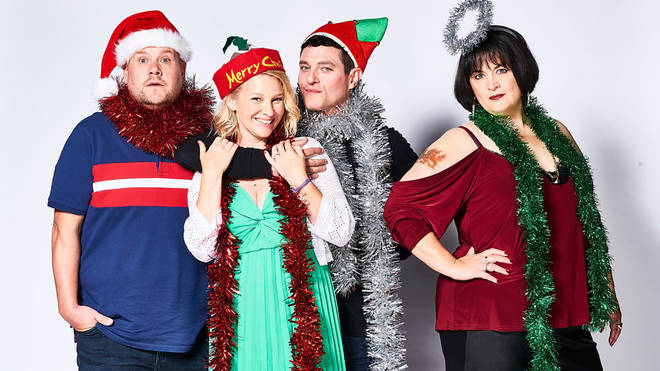The 2019 Christmas special was a hit with Gavin and Stacey fans