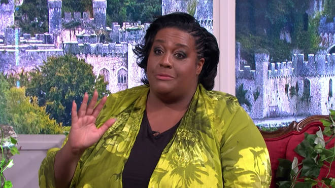 Alison Hammond told Holly and Phil she wanted to change her ways