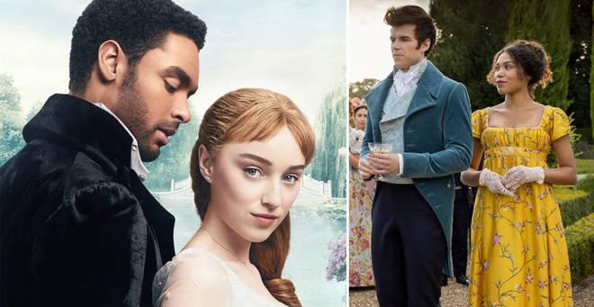 Bridgerton will arrive on Netflix on 25 December