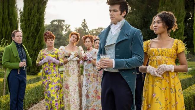 Bridgerton drops on Netflix on Christmas Day