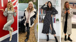 Heart's presenters Ashley Roberts, Zoe Hardman, Lilah Parsons and Fia Tarrant show off their River Island favourites