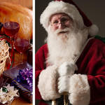 A festive hamper is a wonderful gift to send to a loved one you can't see this Christmas