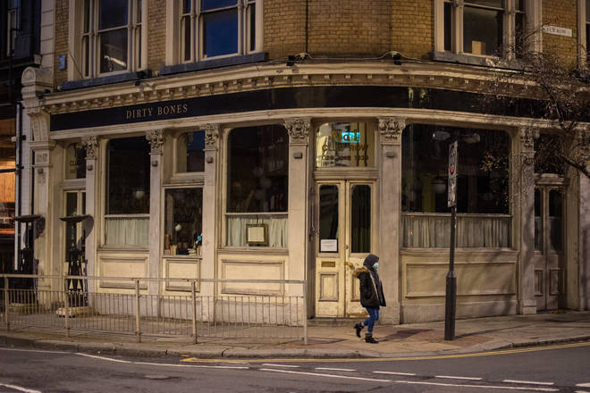 Pubs in England have been closed during lockdown 2
