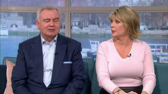 Eamonn and Ruth have presented This Morning for 14 years