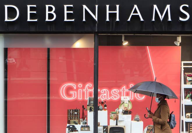 Debenhams could face closure