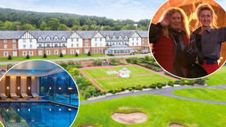 The I'm A Celebrity stars stay in a luxury hotel after they're voted out