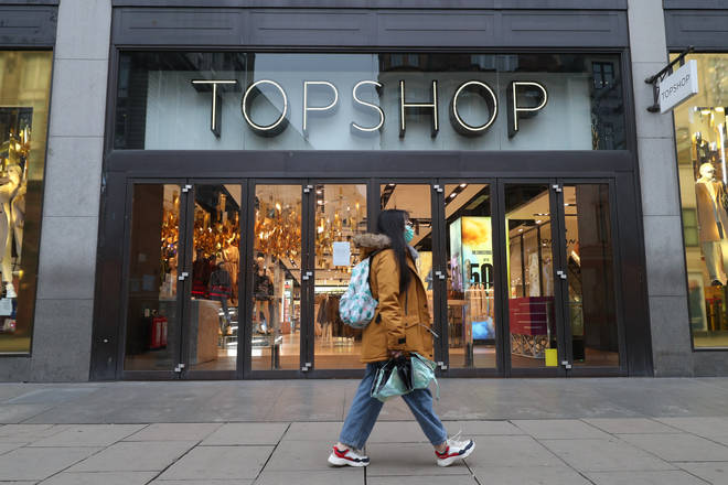 Topshop is among the brands impacted by the Arcadia's collapse into administration