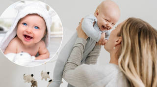 The most popular baby names of 2020 have been revealed (stock images)