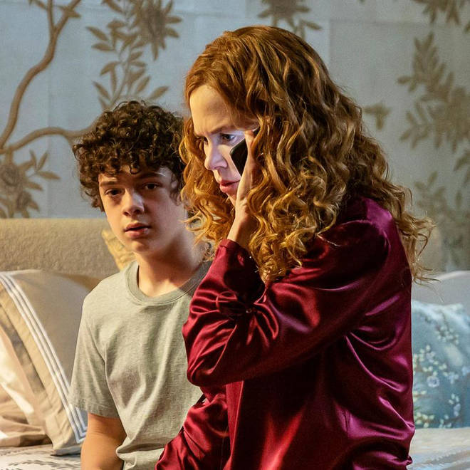 Noah Jupe played Nicole Kidman's son Henry in The Undoing