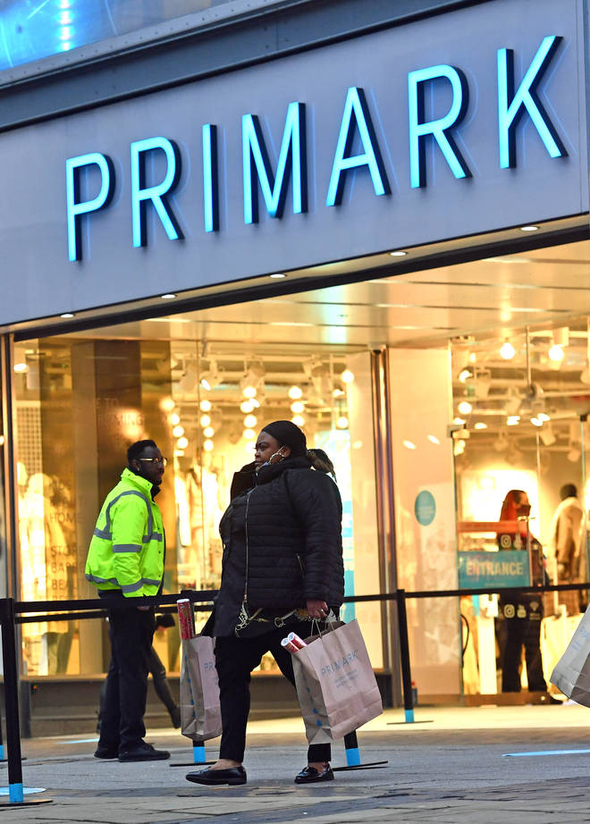 Shoppers in England have been returning to the high street today