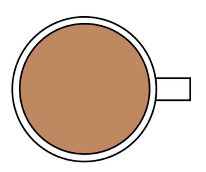 Bit beige tea