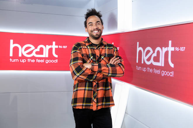 Dev Griffin will be presenting Saturday afternoons on Heart next year