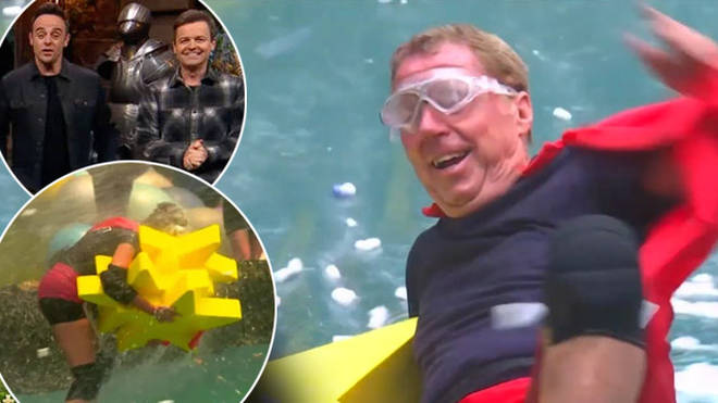 Celebrity Cyclone is returning to I'm A Celebrity