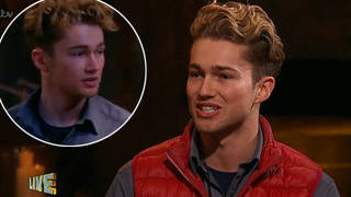 AJ Pritchard reportedly tried to sneak some mushrooms into camp