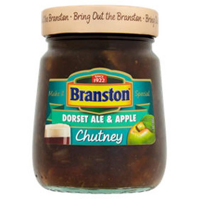 Branston Dorset Ale & Apple Chutney