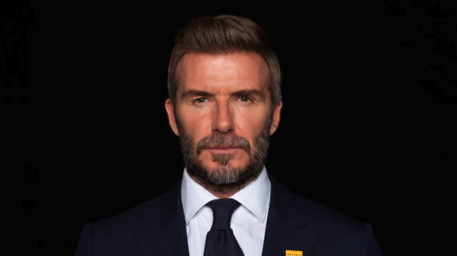 David Beckham delivered a powerful message in the video