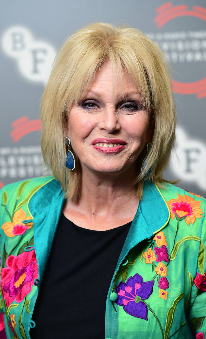 Joanna Lumley plays Sarah in Finding Alice