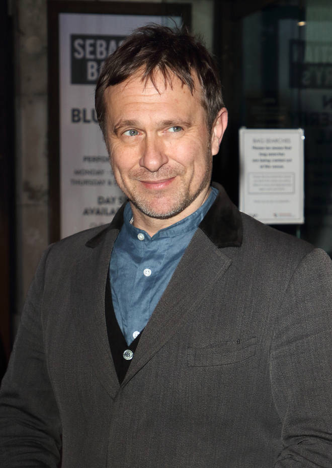 Jason Merrells plays Harry in Finding Alice