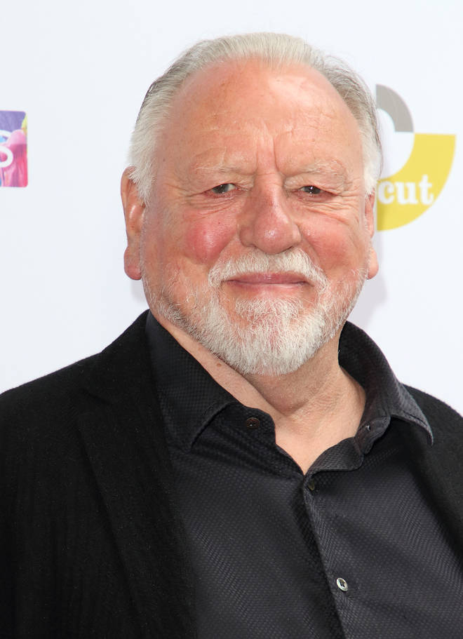 Kenneth Cranham plays Gerry in Finding Alice