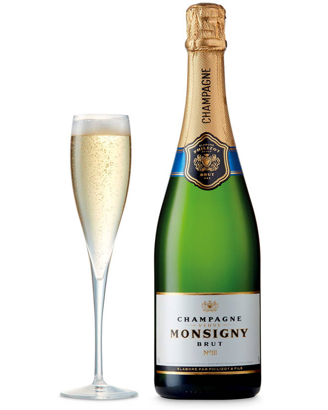 Aldi's award-winning champagne really is worthy of the hype
