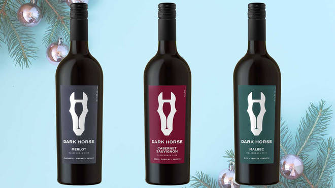 Dark Horse is affordable - and delicious - Californian wine