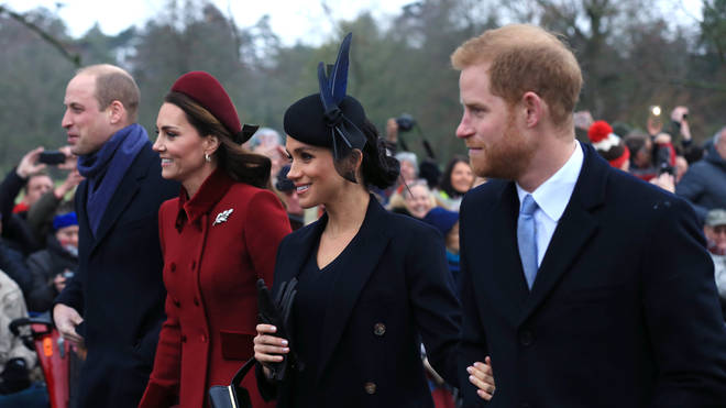 Meghan and Harry will be in LA for Christmas