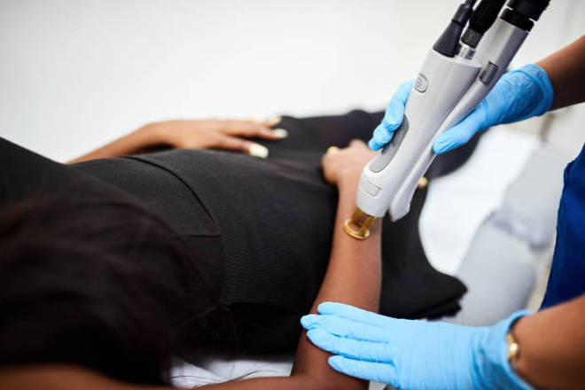 Pulse Light Clinic offers laser hair removal.