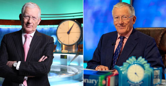 Nick Hewer will be leaving Countdown