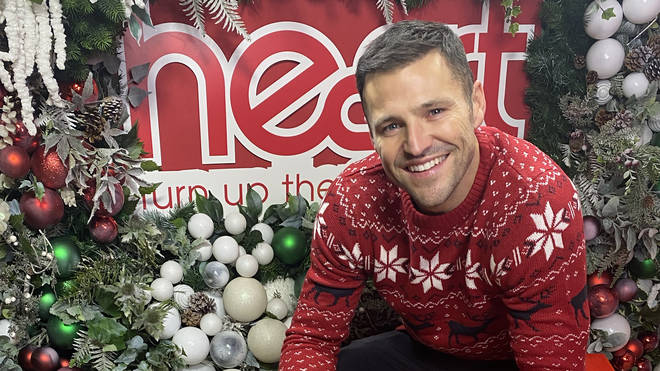 Mark Wright is getting the Christmas Party started from Monday 7th December