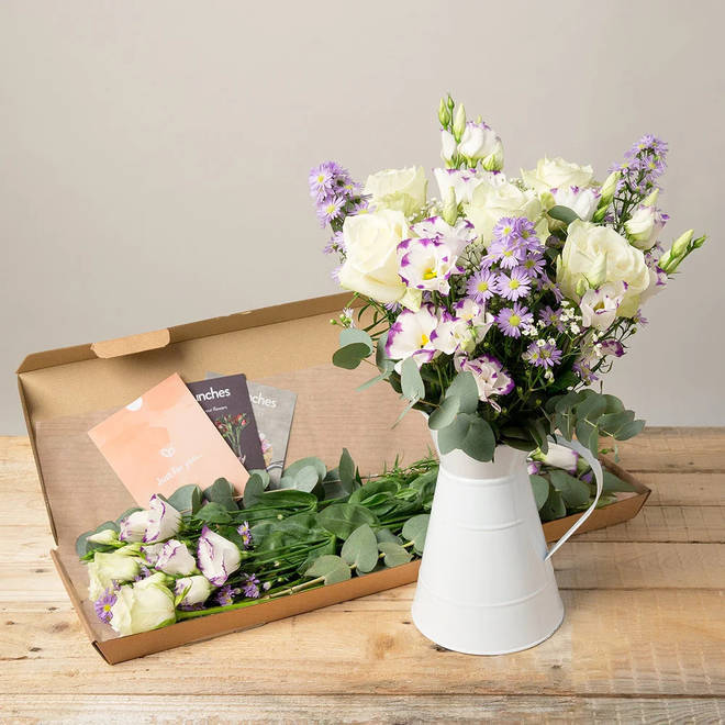 Bunches delivery flowers
