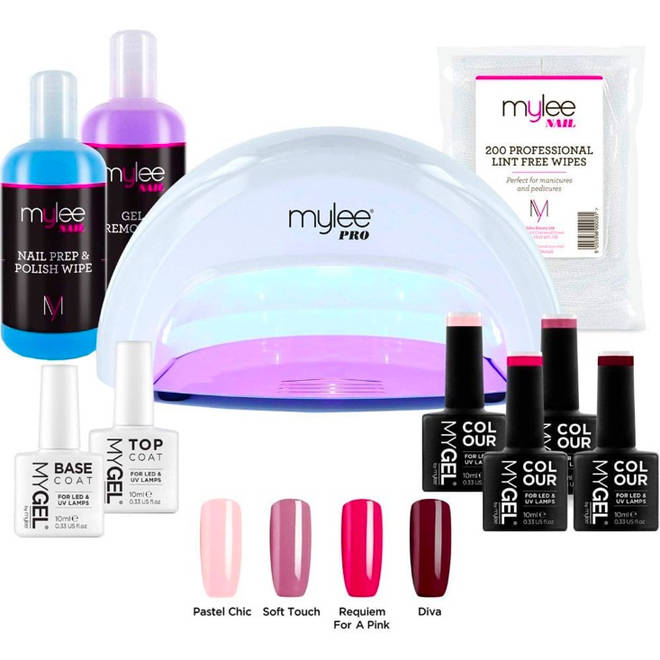 Mylee Professional gel nail kit