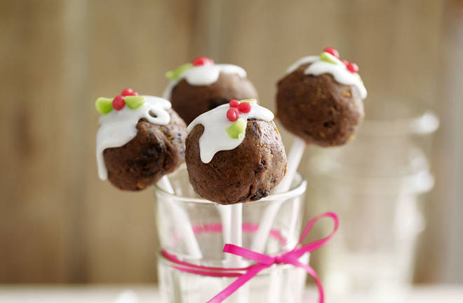These cake pops are so cute - and perfect for enjoying with a cuppa