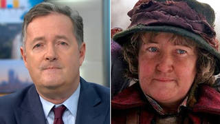 Piers Morgan has been compared to the pigeon lady from Home Alone