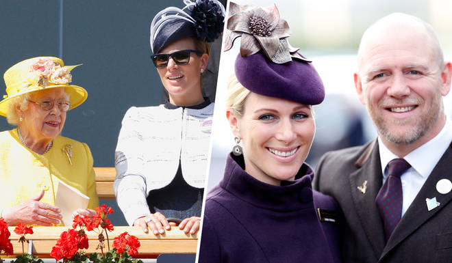 Zara Tindall and Mike Tindall are expecting their third baby