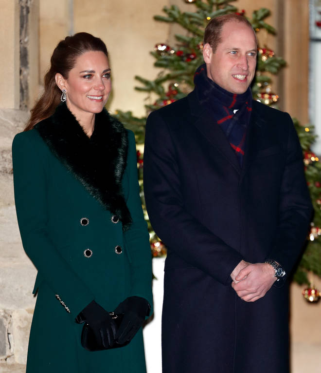 The Duke and Duchess of Cambridge ended their UK tour with the event